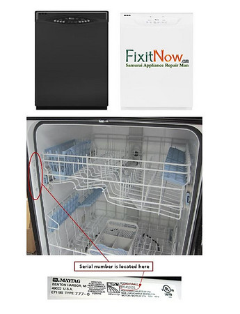Maytag Dishwasher Recall 6-3-2010