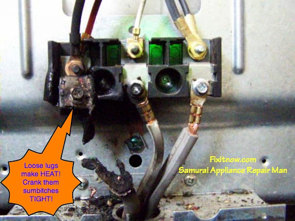 1192075482_f5v2h M dryer doesn't run burnt connections on dryer power cord terminal dryer cord wiring diagram at n-0.co
