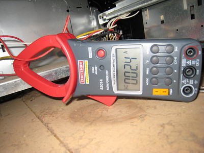 Measuring Current Draw