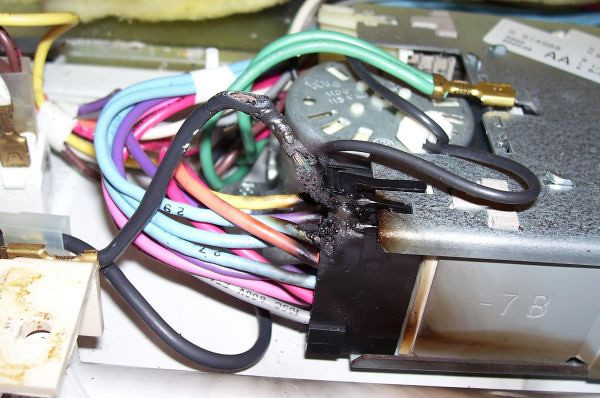 Fried Timer on  Maytag MDB5000AWW Washer