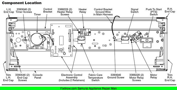 whirlpool sport duet dryer wiring diagram diy wiring diagrams u2022 rh aviomar co Whirlpool Duet Dryer Parts Whirlpool Duet Washer Parts Diagram