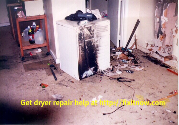 Dryer Fires are Easy to Avoid!