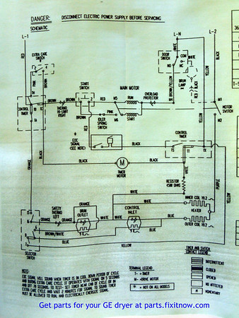 ge dryer ds4500eb1ww schematic fixitnow com samurai appliance ge dryer mod ds4500eb1ww