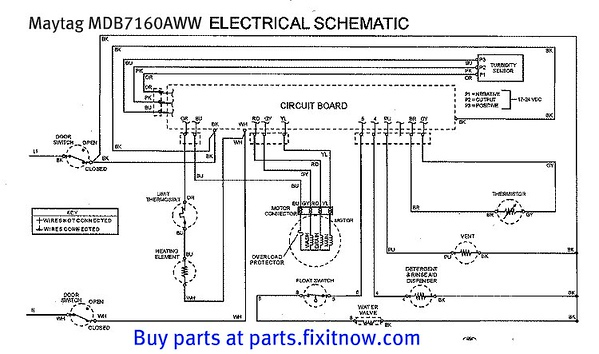 Wiring Diagram For Bosch Dishwasher The wiring diagram – Dishwasher Wiring Diagram