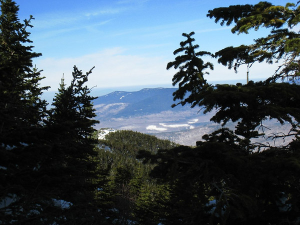 Hillstomping in the White Mountains of New Hampshire
